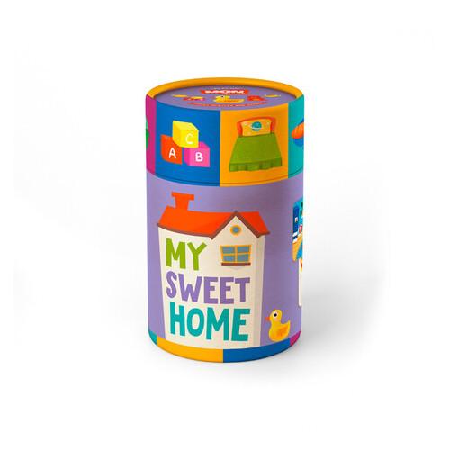 Пазл и игра Mon Puzzle Мой дом (200102)