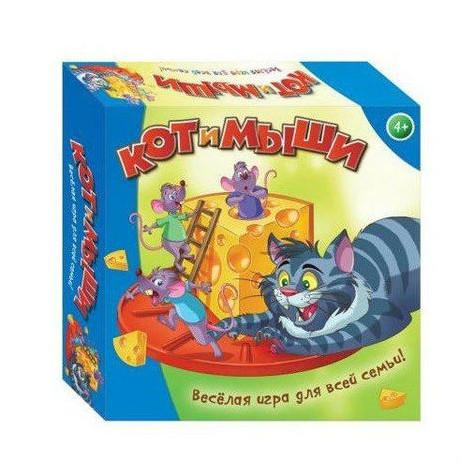 Игра настольная Dream Makers Кот и мыши (707-38)