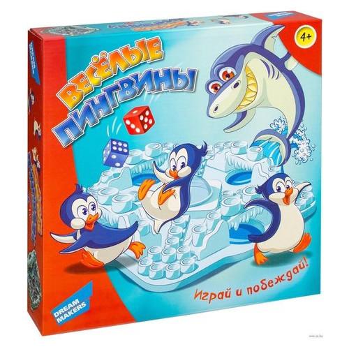 Игра настольная Dream Makers Пингвины (707-36)