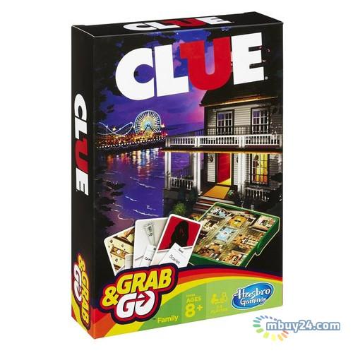 Игра Клуэдо. Дорожная версия Hasbro (B0999)
