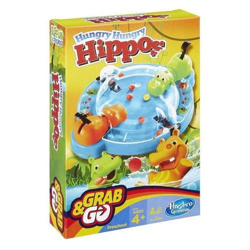 Дорожная Игра Голодные бегемотики Hasbro (B1001)