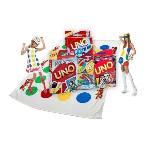 Настольная игра Danko Toys Уно (SPG11)