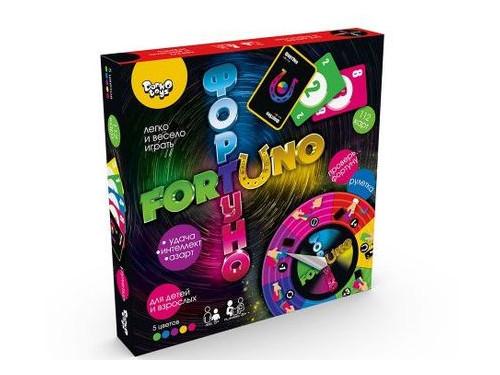 Настольная игра Danko Toys ФортУно большая (UF-02-01)