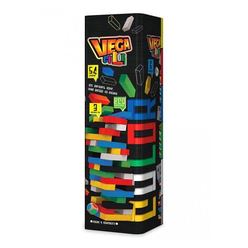 Развивающая настольная игра Danko Toys VEGA COLOR укр (GVC-01U)