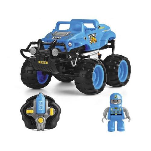 Автомобиль Monster Smash-Ups Crash Car Носорог (TY5873C-1)