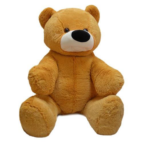 Плюшевый медведь Алина Бублик 110 см медовый