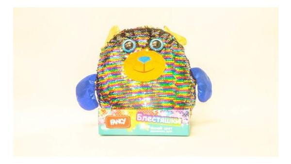 Мягкая игрушка Fancy Блестяшки мишка Джорджио (MOG01)