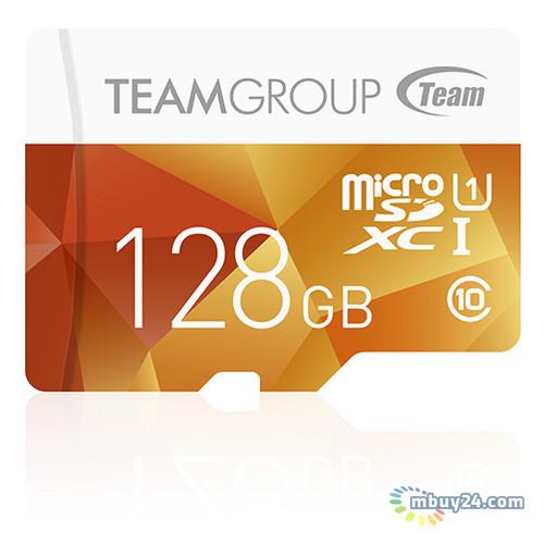 Карта памяти Team Class 10 UHS| 128GB microSDXC no adapter Color (TCUSDX128GUHS02)