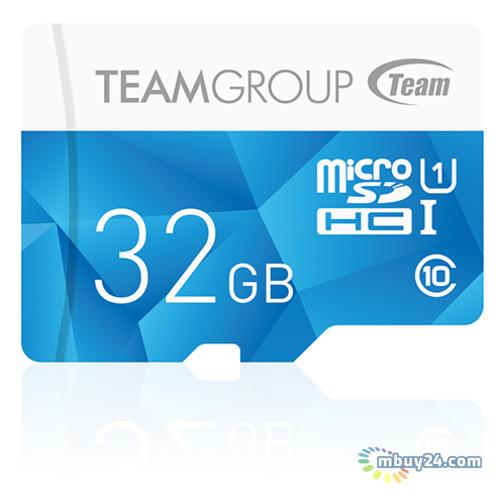 Карта памяти Team Class 10 UHS| 32GB microSDHC no adapter Color (TCUSDH32GUHS02)