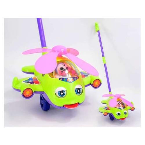 Каталка Вертолет в ассортименте (0301)