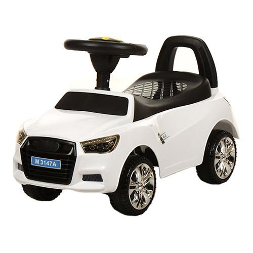Каталка-толокар Bambi Audi M 3147A-1 Белый