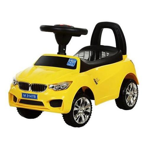Каталка-толокар Bambi M 3147B(MP3)-6 Желтый
