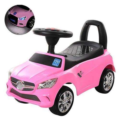 Каталка-толокар Bambi M 3147C(MP3)-8 Розовый