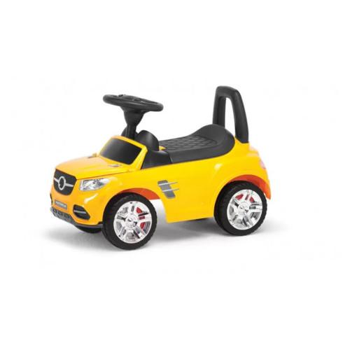 Машина-каталка MB 2-001 Желтый