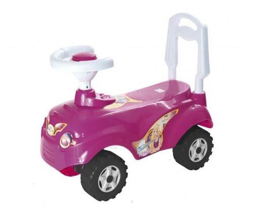 Машинка для катания Орион Микрокар розовая (157_Р)