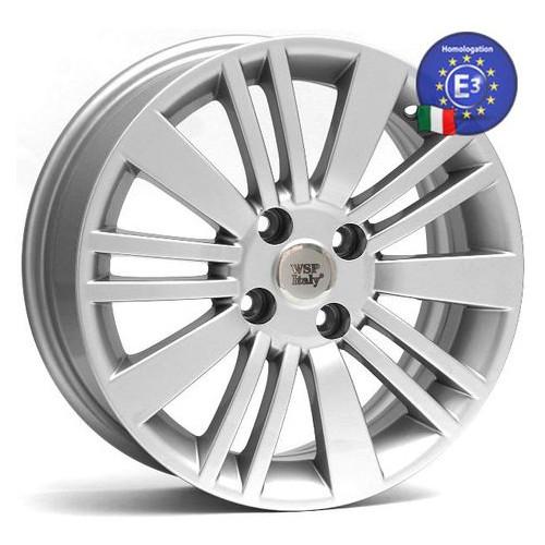 Диски WSP Italy FIAT 6,0x15 USTICA FI42 W142 4x100 38 56,6 SILVER ()