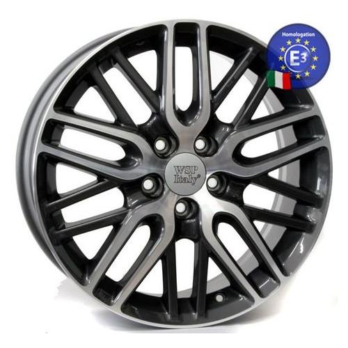 Диски WSP Italy HONDA 7,0x17 Imperia HO08 W2408 5x114,3 55 64,1 ANTHRACITE POLISHED (TL0-875B)