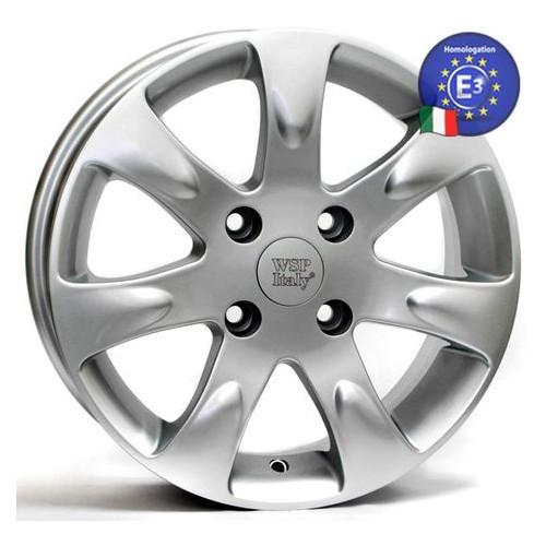 Диски WSP Italy KIA 6,0x15 AIDA KI02 W3702 4x100 43 56,1 SILVER ()