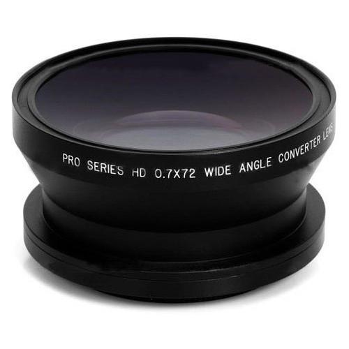 Широкоугольный конвертер Chako 0.7x 90BW3601B pro HD 72mm