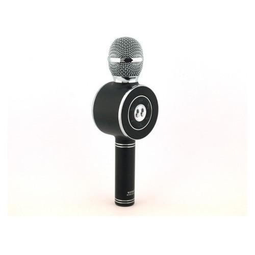 Беспроводной микрофон-караоке Wster WS-668 Black
