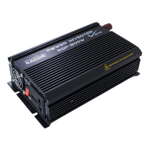 Инвертор автомобильный Reggie 800 Вт (RGP-800)
