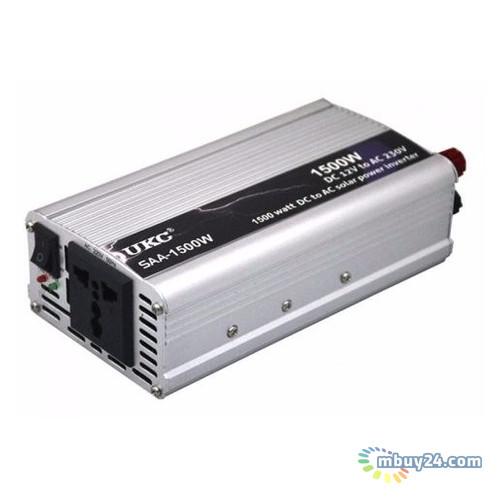 Преобразователь UKC 12V-220V 1500W