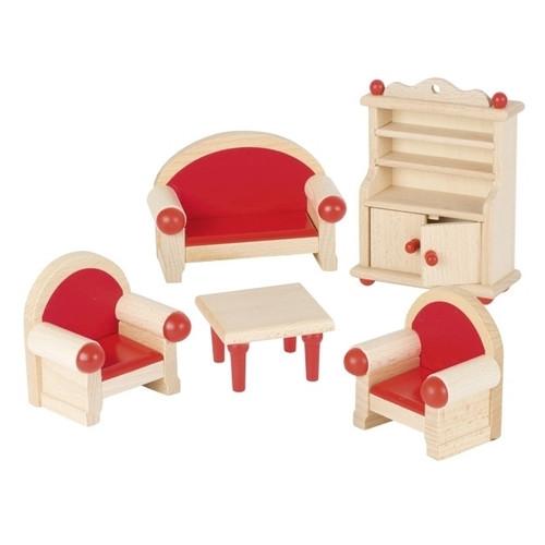 Набор для кукол Goki Мебель гостинной (51952G)