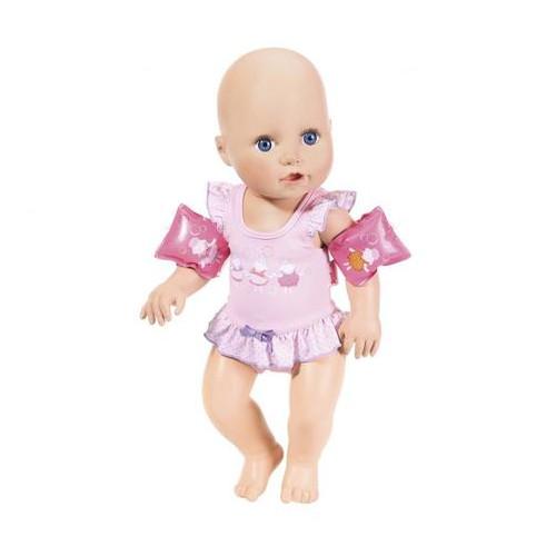 Кукла Zapf Baby Annabell Научи меня плавать 43 см (700051)