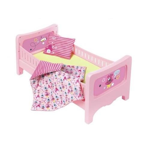 Кроватка для куклы Zapf Baby Born Сладкие Сны (824399)