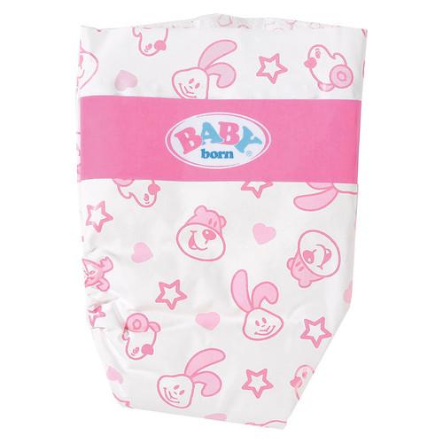 Подгузники Zapf для куклы Baby Born 5 шт (826508)