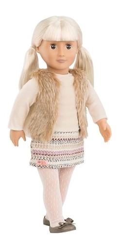 Кукла Our Generation 46 см Ариа в пуховом жилете (BD31079Z)