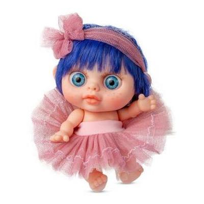 Пупс Berjuan Baby Biggers Azul с запахом ванили 14 см (BJN-24103)