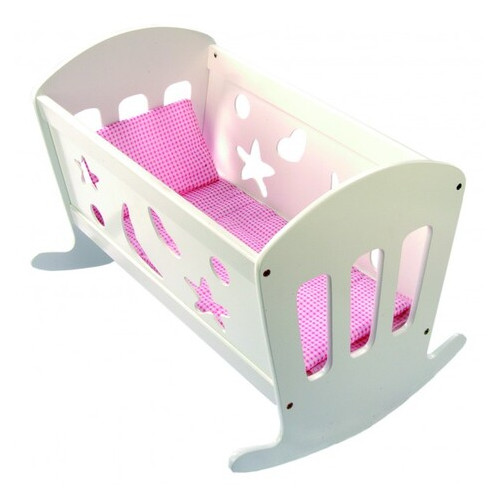 Кроватка для кукол Bino 49х37,5х36 см (83699)