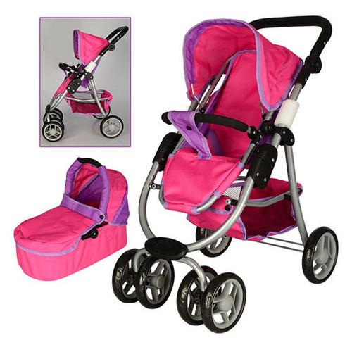 Универсальная коляска для кукол Bambi 9662M