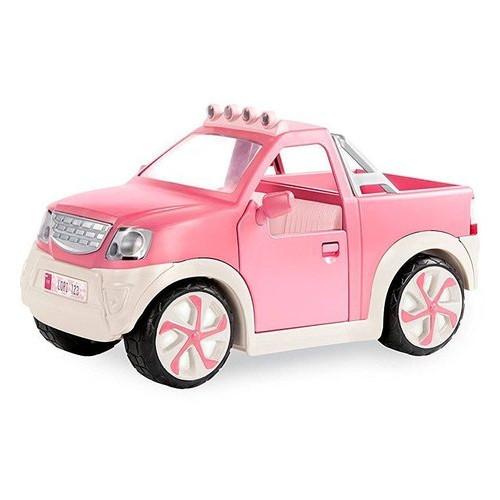Транспорт для кукол Lori Джип розовый с FM радио (LO37033Z)