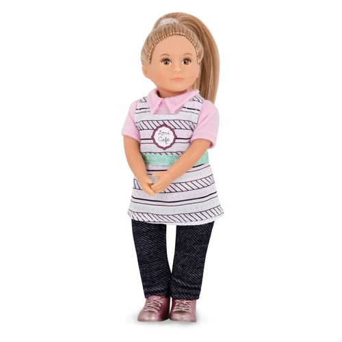 Кукла Lori 15 см Бариста Вера (LO31111Z)