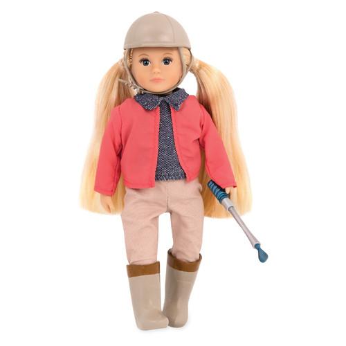 Кукла Lori 15 см Наездница Рея (LO31090Z)