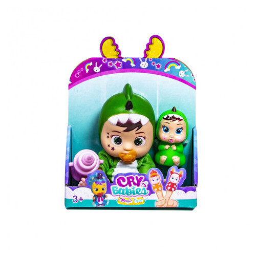 Кукла IMC Toys Cry Babies Дракончик 633-E