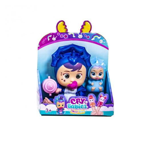 Кукла IMC Toys Cry Babies Динозаврик 633-F