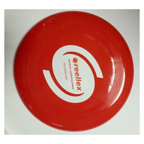 Летающая тарелка Reellex Frisbee 25 см Красная