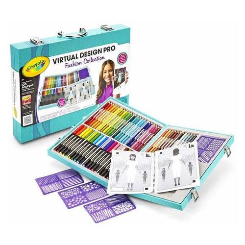 Набор для творчества Crayola Virtual Design 3D Pro-Fashion
