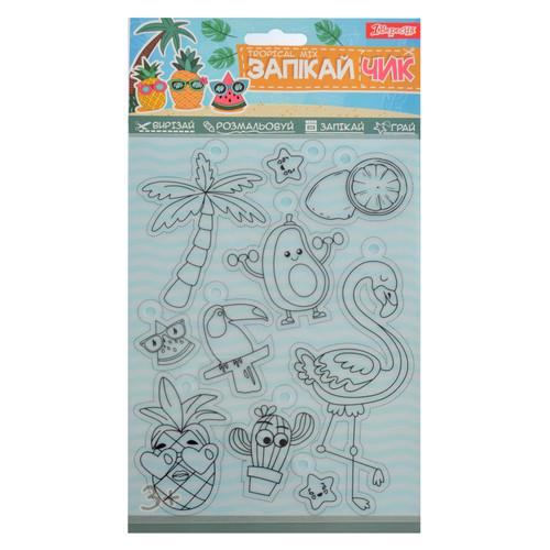 Набор для детского творчества 1 Вересня Запекайчик Tropical (953733)