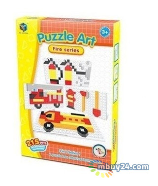 Пазл Same Toy Puzzle Art Fire serias 215 элементов (5991-3Ut)