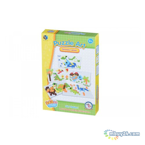 Пазл Same Toy Puzzle Art Dinosaur (5991-5Ut)