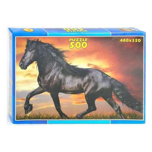 Пазлы Лошадь 500 элементов (П-50013)