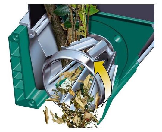 Измельчитель садовый Bosch AXT 25TC (0600803300)
