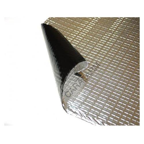 Шумоизоляция Виброфильтр Smart Plast d2-2,0мм 0,6м х 0,5м