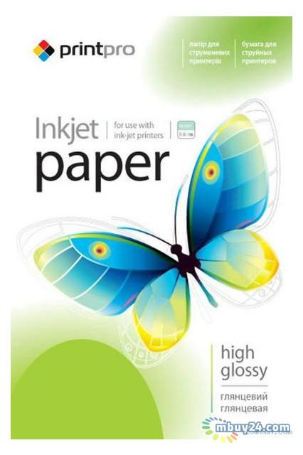 Бумага PrintPro глянцевая 180г/м, 10x15 PG180-500 (PGE1805004R)