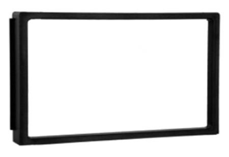 Рамка Переходная Carav 11-233 Chevrolet Lacetti,Nubira,Optra 04+/Aveo 04-06/Suzukii Forenza 06-08 2 Din