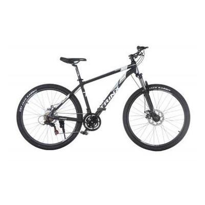Велосипед Trinx Majestic M136Elite 2019 27.5 21 Matt-Black-White-Grey (M136Elite.21MBWG)